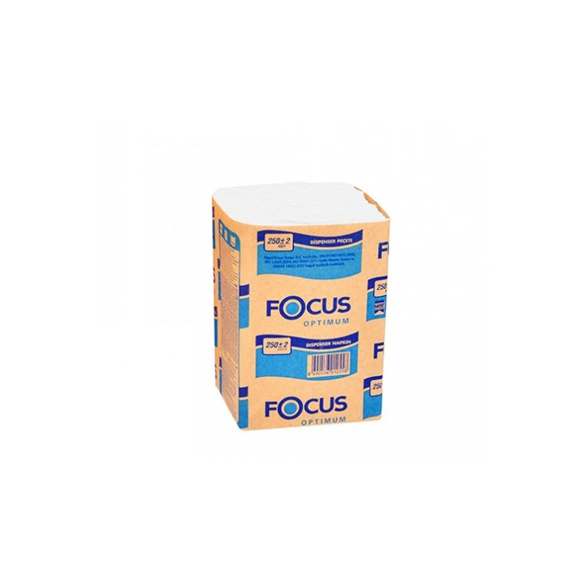 Focus Optimum Dispenser Peçete 250*18 resmi