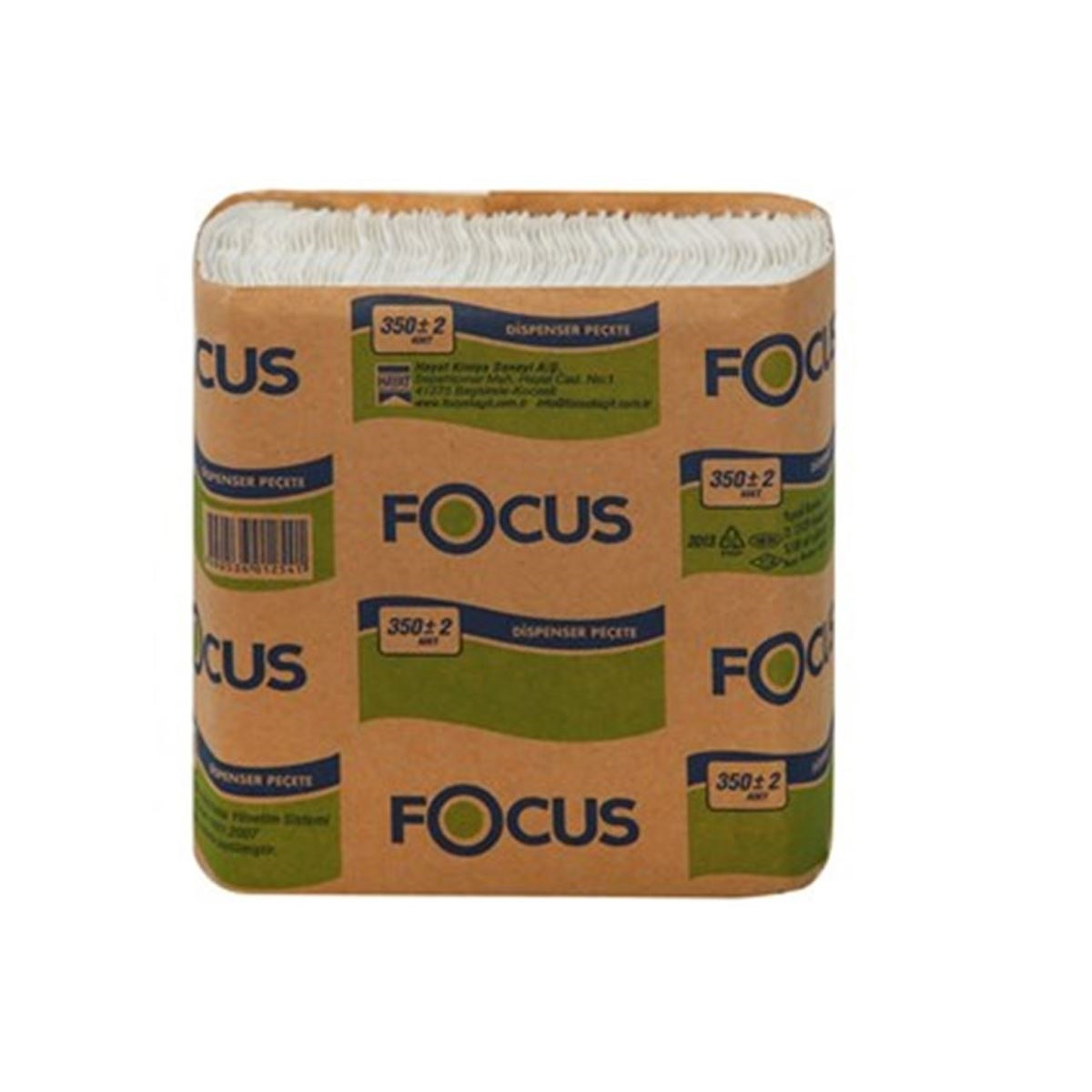 Focus Extra Dispenser Peçete 350*12 resmi