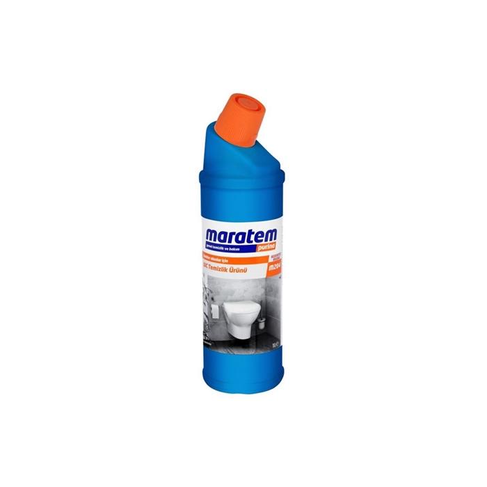Maratem m204 Tuvalet Temizleme Ürünü 1kg(12'li koli) resmi
