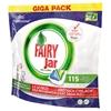 Fairy Jar Bulaşık Makinası Tablet 115'li resmi