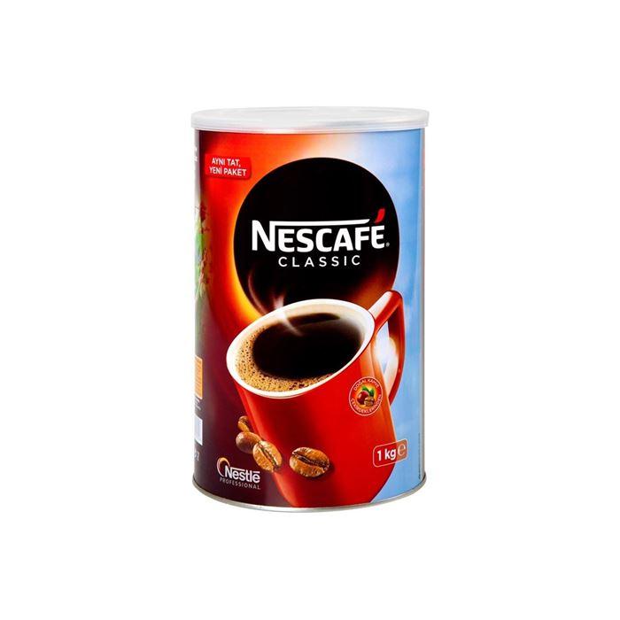 Nescafe Classic 1000gr resmi