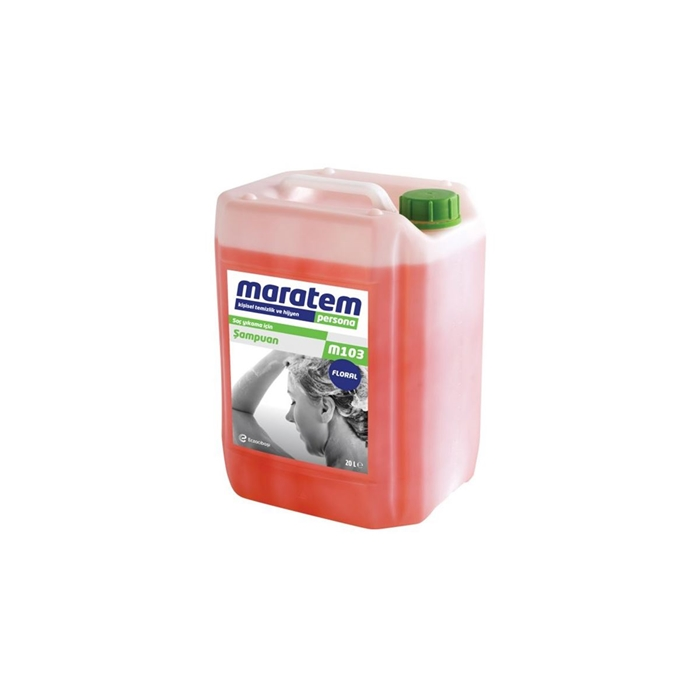 Maratem m103 Şampuan 20kg resmi