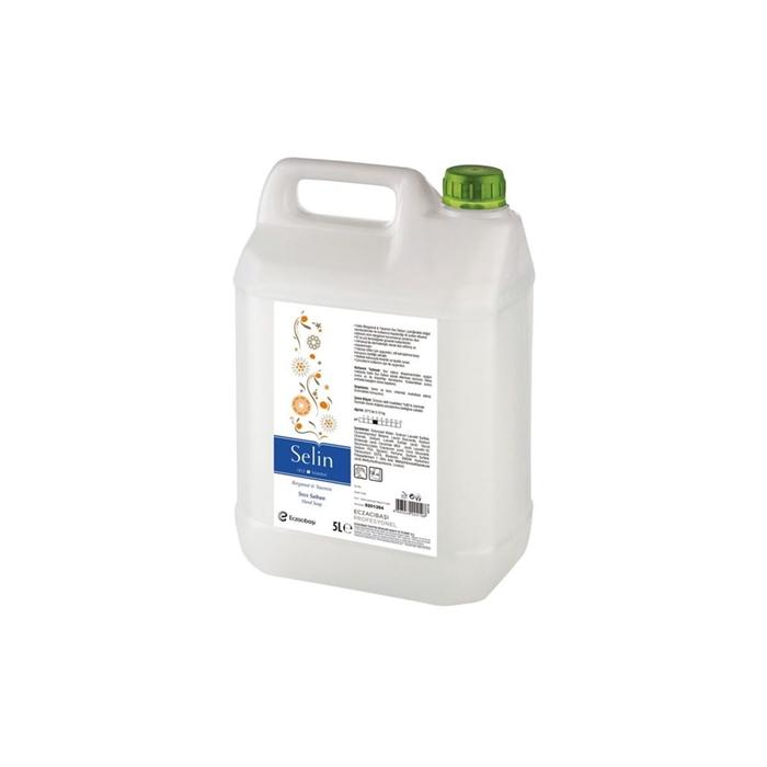Selin Sıvı Sabun - Yasemin & Bergamot 5kg resmi