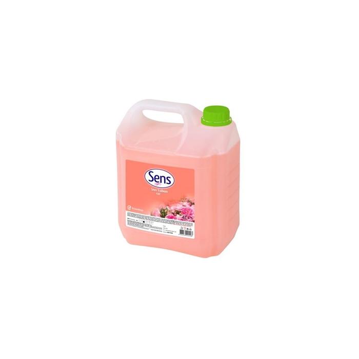 Sens Sıvı Sabun Gül 4kg 4'lü Koli resmi