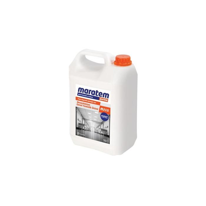 Maratem m215 Dezenfektan Etkili Temizlik Ürünü 5kg resmi