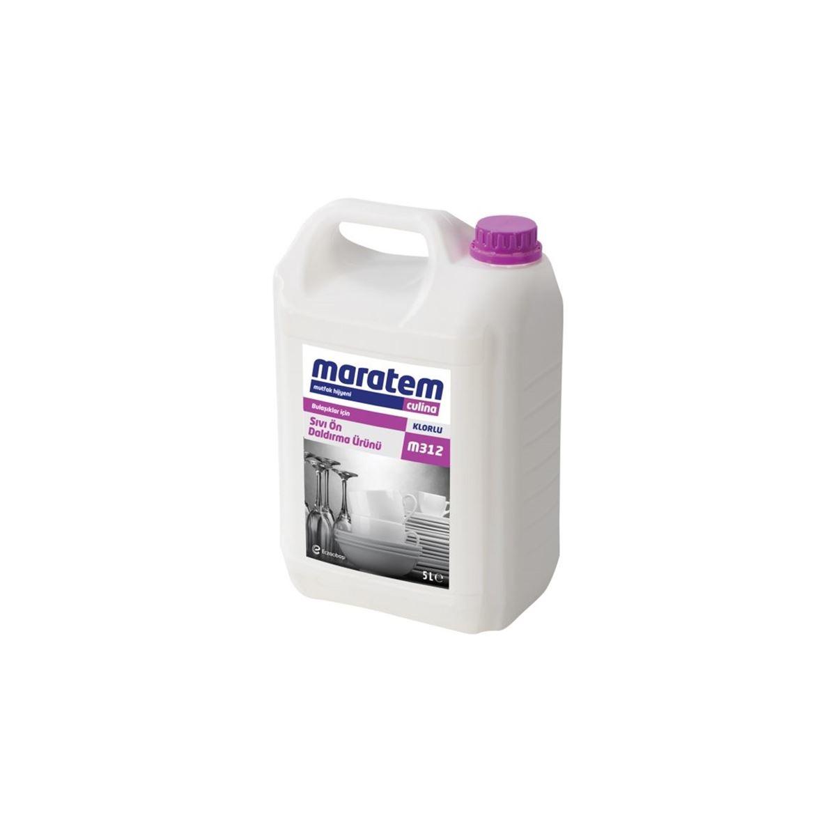 Maratem M312 Sıvı Ön Daldırma Ürünü 5kg resmi