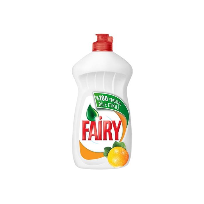 Fairy Elde Bulaşık Deterjanı Portakal 650ml 20'li Koli resmi