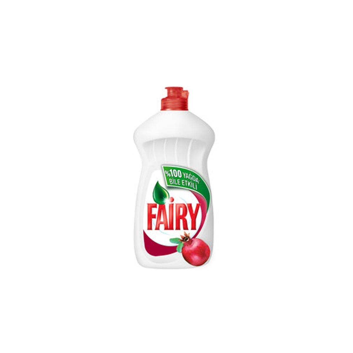Fairy Elde Bulaşık Deterjanı Nar 650ml 20'li Koli resmi
