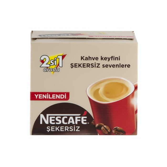 Nescafe 2si1 Arada 48 Adet resmi