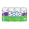 Solo Rulo Havlu 8'li 2 Katlı 3'lü Koli resmi