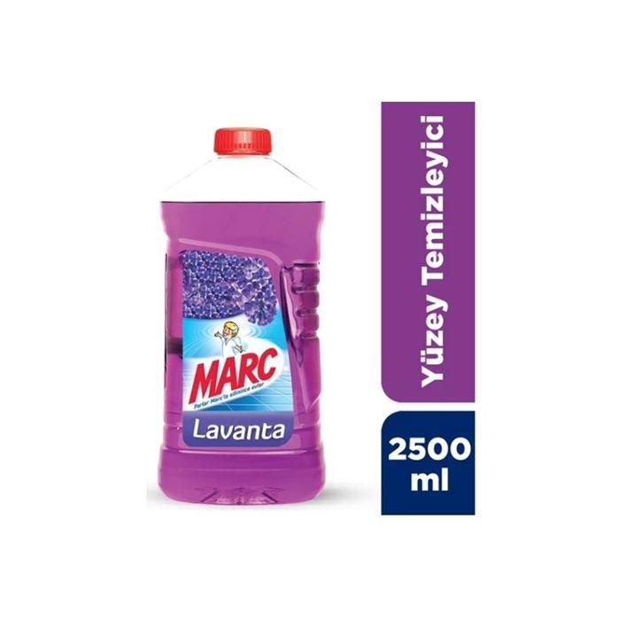 Marc Yüzey Temizleyici Lavanta 2500 ml 4'lü Koli resmi