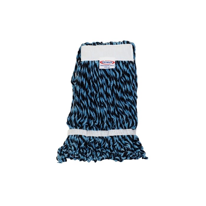 Ceymop Extra Islak Mop Mavi Siyah Dar 350gr resmi