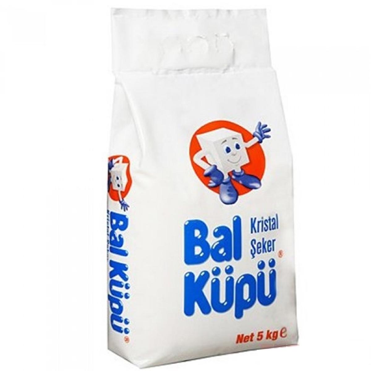 BalKüpü Toz Şeker 5 kg 6'lı Koli resmi